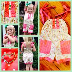 Darling Daughter little girl outfit
