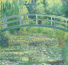 http://scout901.hubpages.com/hub/Monet-Water-Lily-Pond-cross-stitch-pattern
