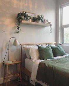 Room Design Bedroom, Room Ideas Bedroom, Bedroom Decor, Bedroom Inspo, Aesthetic Room Decor, Cozy Room, Dream Rooms, House Rooms, Room Inspiration