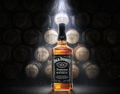 Jack Daniels christmas visual - The only present that adults can't wait to open each year. Jack Daniels, Cigars And Whiskey, Whisky, Wine Advertising, Wine Poster, Alcohol, Wine Night, Wine Design, Root Beer