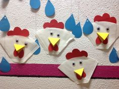 Paper Plate Crafts, Paper Plates, Diy For Kids, Crafts For Kids, Spring Crafts, Art Lessons, Easter Eggs, Preschool, Creative