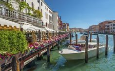 Anne Hanley, our expert, offers a guide to 10 of the best places to eat in Venice