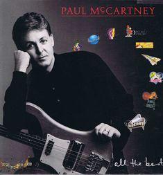 Paul McCartney – All The Best - PMTV 1 – 2-LP Vinyl Record Paul Mccartney Beatles, Paul Mccartney And Wings, Lp Vinyl, Vinyl Records, Silly Love Songs, Easy Guitar Tabs, Photo Album Covers, Band On The Run, Guitar Books