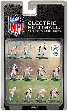 Electric Football Figures