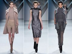 Vera Wang Fall 2012 Ready-to-Wear Collection