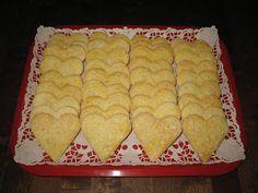 Pörden Keittiössä: Joulupikkuleivät Gluten Free Recipes, Free Food, Goodies, Food And Drink, Bread, Cheese, Cookies, Sweet Like Candy, Gummi Candy