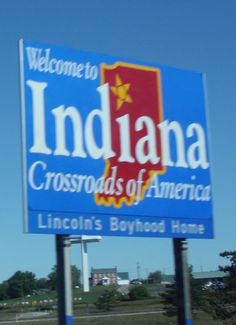 As it says, Crossroads of America. Culturally, it blends North and South, as well as East Coast and Far West, more than any other state I can think of.