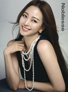 Han Ye Seul - Noblesse Magazine May Issue '15
