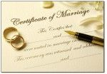 Great info on how to get a Marriage License in California!