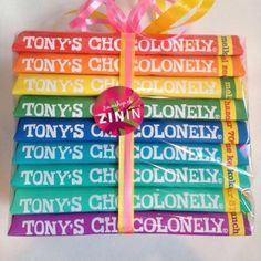 Tony's Chocolonely gift pack