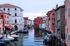 Sottomarina Chioggia Italien
