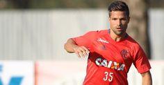 Diego faz primeiro treino com o grupo do Flamengo no Ninho do Urubu