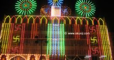 Diwali House Decoration Images & Diwali Light Online Shopping
