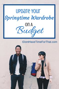 Top Tips for Updating Your Springtime Wardrobe on a Budget