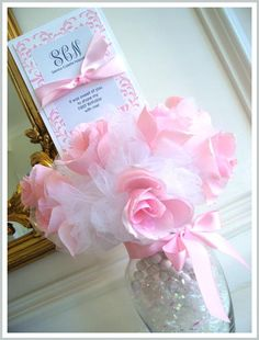 Candy Bloom Favors 10  Candy Rloral favors  35.00 by JanineLeaSwan, $35.00