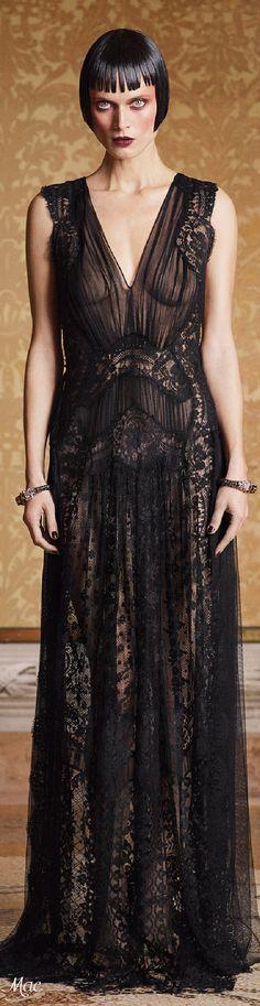 Spring 2016 Haute Couture Alberta Ferretti Limited Edition