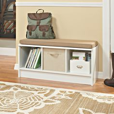 FREE SHIPPING! Shop Wayfair for ClosetMaid Cubeicals 3 Cube Storage Bench - Great Deals on all Furniture products with the best selection to choose from!