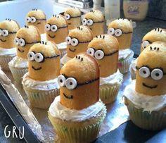 Cute cupcake idea!!!