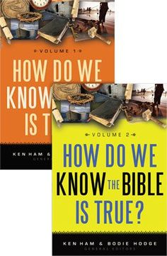 How Do We Know the Bible Is True? - Scientific Accuracy ||| Answers In Genesis