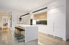 Kew House by Mesh Design Projects