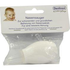 NASENSAUGER gerade:   Packungsinhalt: 1 St PZN: 04929336 Hersteller: Dentinox Lenk & Schuppan KG Preis: 1,96 EUR inkl. 19 % MwSt. zzgl.…