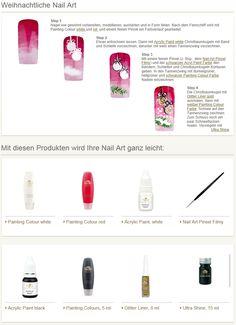 """LCN """"Weihnachtliche Nail Art"""""""