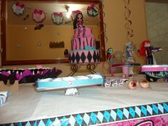 mesa monster high