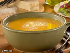 Howard's Carrot and Cauliflower Soup - A must-have winter soup recipe!