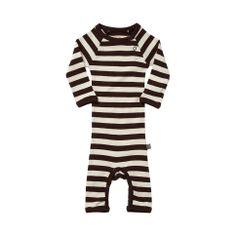 ej sikke lej Basic Striped Cottonsuit