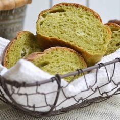 Matcha Brot Rezept  #Rezept #Matcha  #Grüner #Tee #Brot