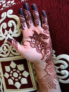 Latest Mehndi Designs For Hands