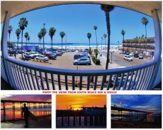 Nice OB Postcard from San Diego Scenic Photography