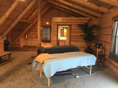 The Spa at Pine Lakes Lodge is FINALLY open and we're just as excited at you are!