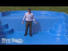 ***Roman Lounger Fiberglass Pool x Small Backyard Pools, Backyard Pool Designs, Small Pools, Homemade Swimming Pools, Pool Shapes, Fiberglass Swimming Pools, Pool Enclosures, Swimming Pools Backyard, Pool Spa