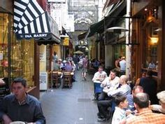 Melbourne Laneway eateries concept to be tried in Mackay?