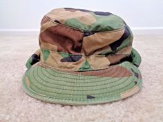 29b6a91cf8d45 Men Hat US Army Combat Camouflage Military