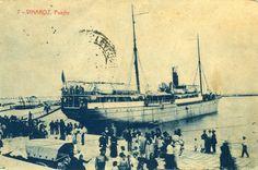 puerto de Vinaroz..