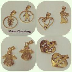I Love Acero!!!!Coleccion Pekas Creaciones! #pekascreaciones #peru #bisuteriafina #bijuteriasfinas #jewerlymaking #jewerlydesign #manualidades #instabisuteriafina #joyas #doityouself #hazlotumismo #murano #perlas #gold #ilovegold #instabeauty #jewelry #moda #chic #cadenas #creatividad #cristal #aretes #collar #collares #instanecklace #necklace #like4likeu
