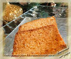 Gourmande sans gluten: Pain d'épices sans gluten à la confiture d'oranges...