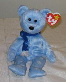 b29b7b3529a 1999 HOLIDAY TEDDY BEAR - Ty Beanie Baby (Babies)