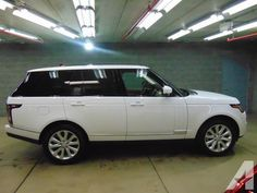 2016 Land Rover Range Rover HSE Price On Request