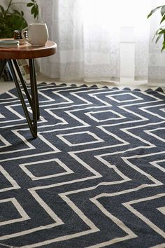 Assembly Home Diamante Printed Rug - Urban Outfitters