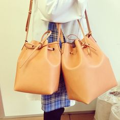 Miss Bagaholic: My wishlist: Mansur Gavriel Mini Bucket Bag