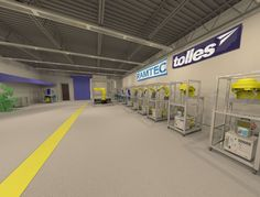RAMTEC Manufacturing & Engineering | Tolles Career & Technical Center