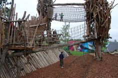 Tunbling Bay Playground!  http://davisla.wordpress.com/2013/09/24/tumbling-bay-playground-queen-elizabeth-olympic-park/#