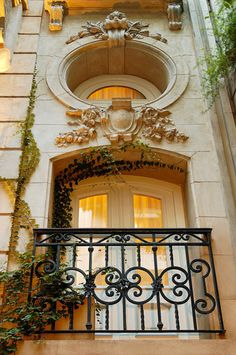 Recoleta Bs As Argentina Beautiful Architecture, Architecture Details, Paris Architecture, Neoclassical Architecture, Argentine Buenos Aires, Wow Photo, Iron Balcony, Architectural Elements, Windows And Doors