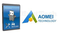 For those who are looking for a user-friendly recovery, the environment can go for the AOMEI PE Builder software. AOMEI PE Builder is a free online...