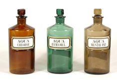 Antiques Atlas - Apothecary Bottles