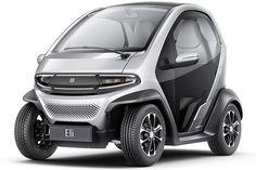 The Eli ZERO Electric Vehicle is Your Friendly Neighborhood Commuter