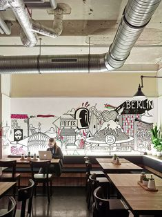 Generator Berlin Mitte Hostel – Distinctive and Eclectic Urban Design